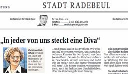 Sächsische Zeitung Februar 2016